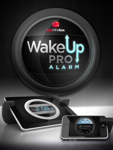 Wake Up Pro Alarm Screenshot
