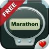 マラソントレーナー・自由に‐American Heartのために走ろう