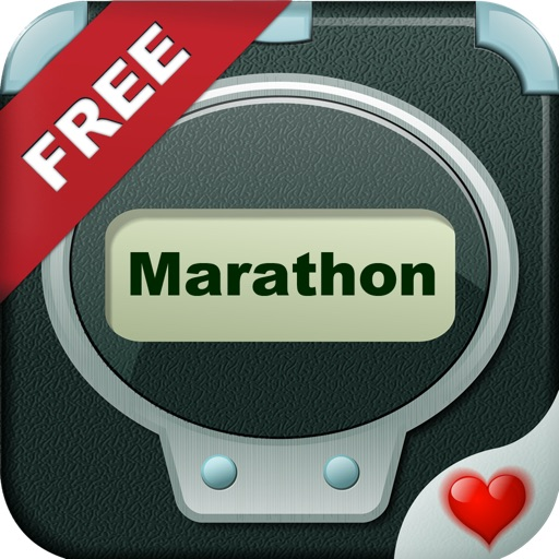 Marathon Trainer Free - Run for American Heart
