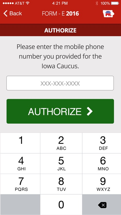 Iowa GOP Caucuses 2016