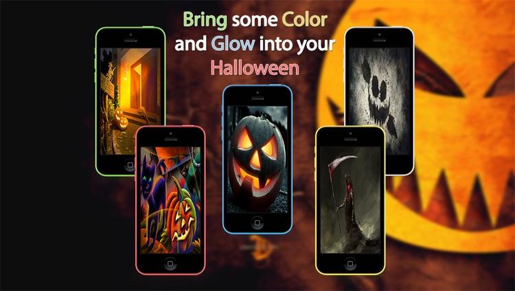Halloween Wallpapers HD screenshot-4