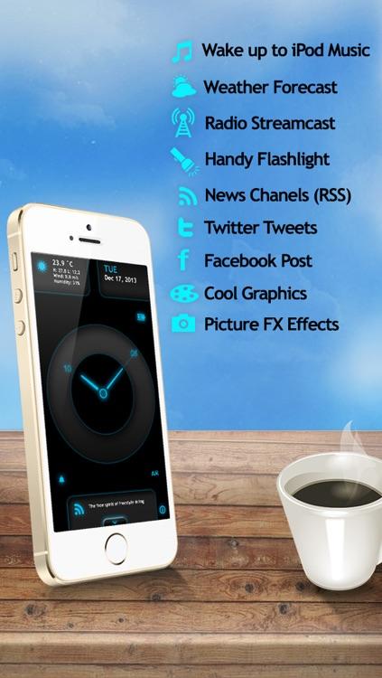 Retina Alarm Clock Free