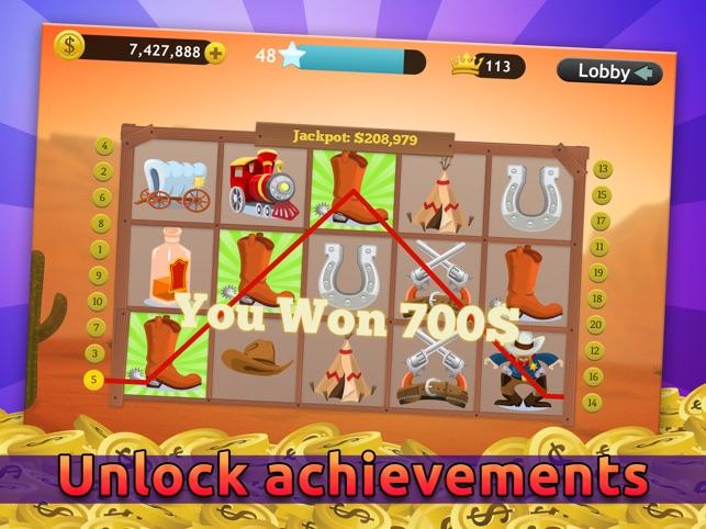 Las Vegas Slot Machine Game