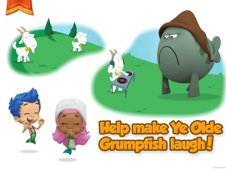 Bubble Guppies: A Grumpfish Tale HD