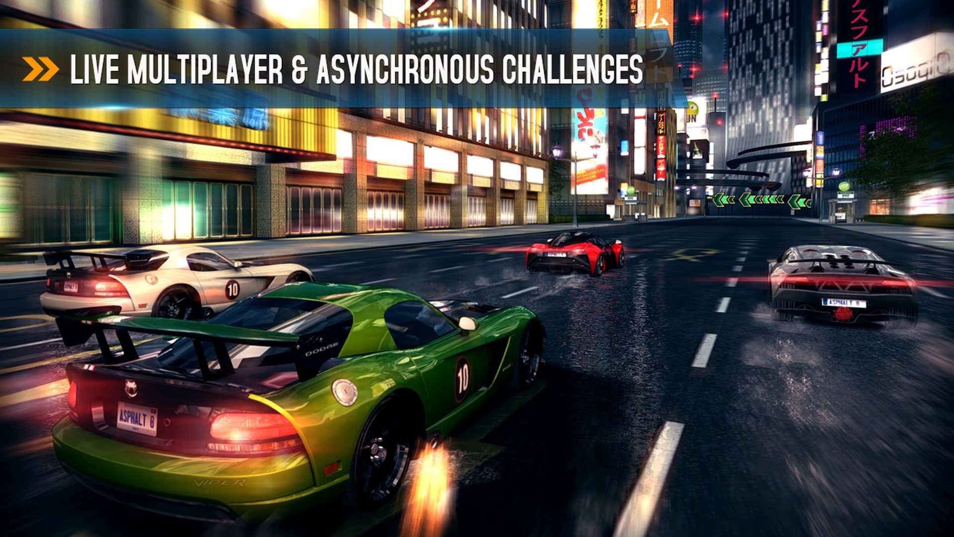 Asphalt 8 - Drift Racing Game screenshot 17