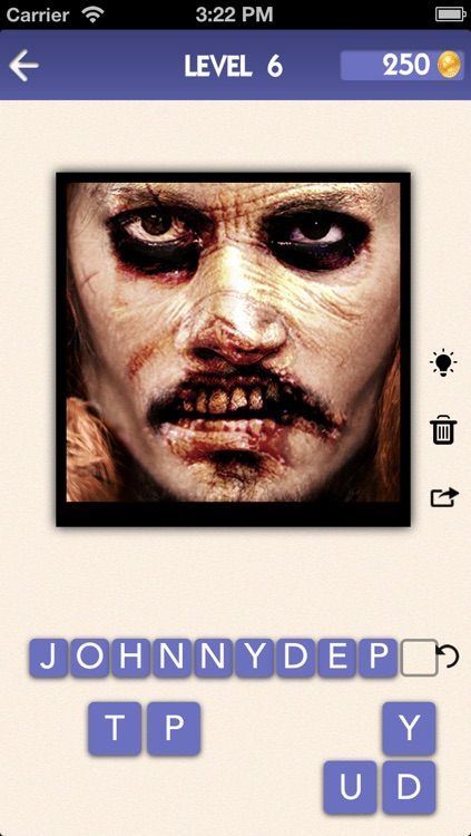 Who am I? Celebrity Zombie Quiz - Halloween Edition by