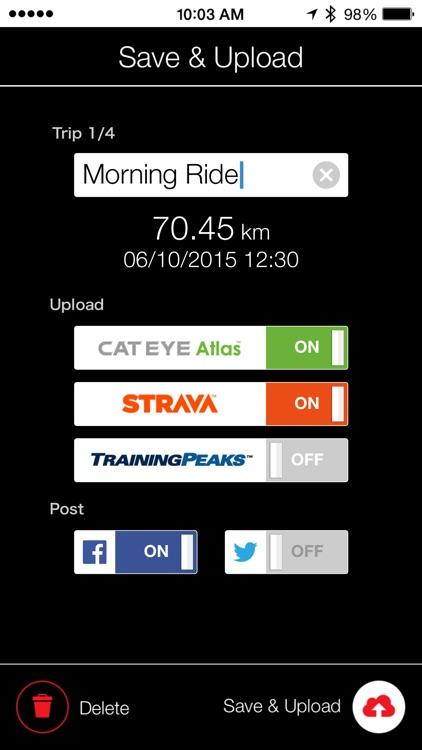 Cateye Cycling screenshot-4