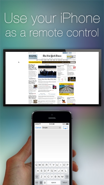 Web for Apple TV - Web Browser