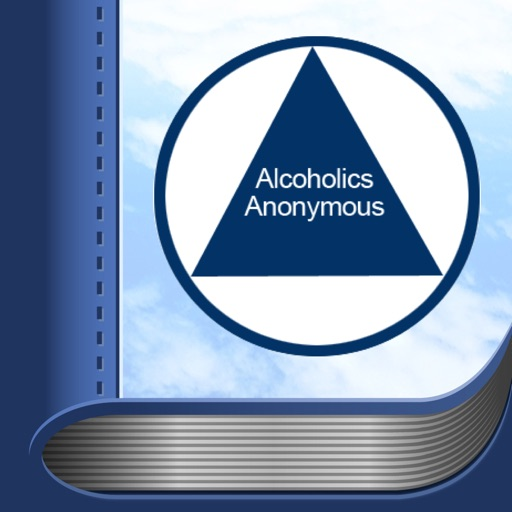 12 Steps & Big Book for Alcoholics Anonymous Companion icon