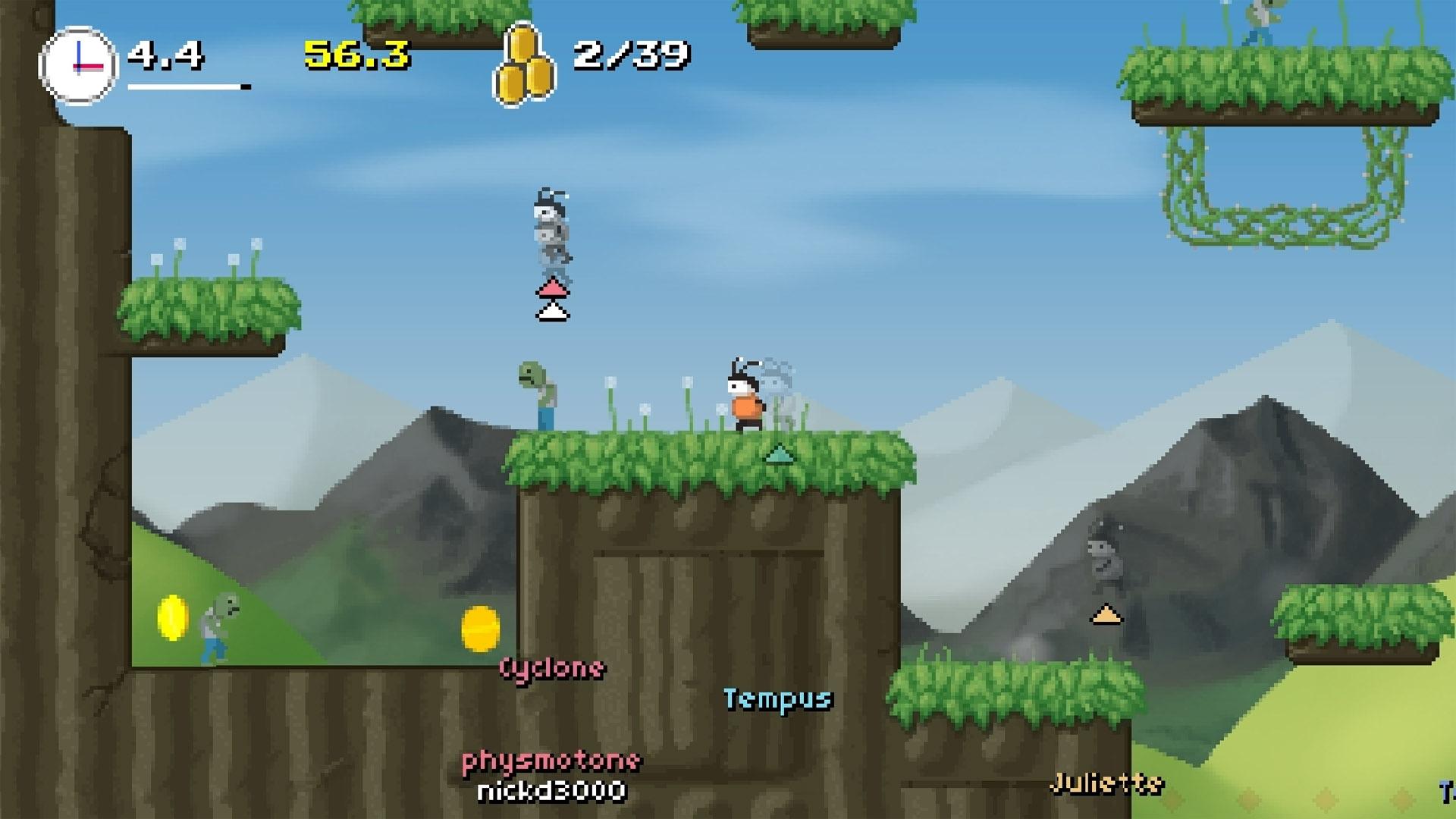 Mos Speedrun 2 screenshot 13