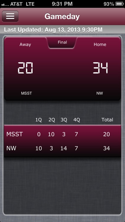 Mississippi State Football Live screenshot-4
