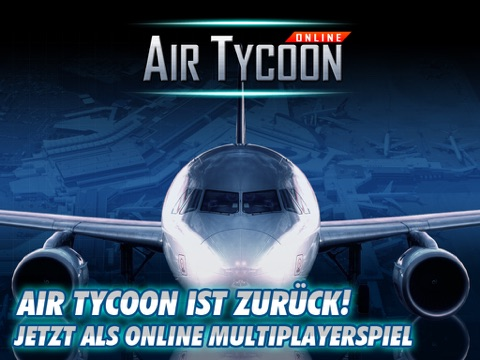 Screenshot #1 for AirTycoon Online.