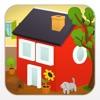 私の家 - 子供のための楽しい - iPhoneアプリ