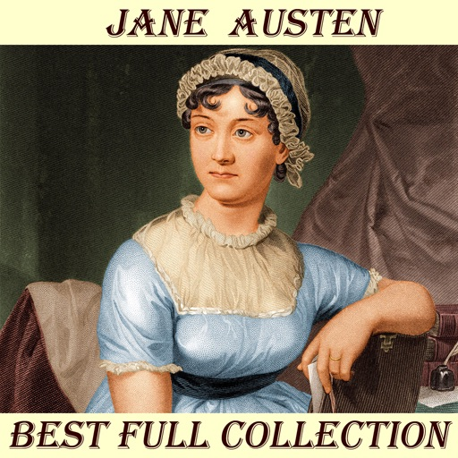 Best Full Jane Austen Collection (with search)