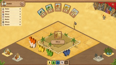 Camel Up screenshot 2