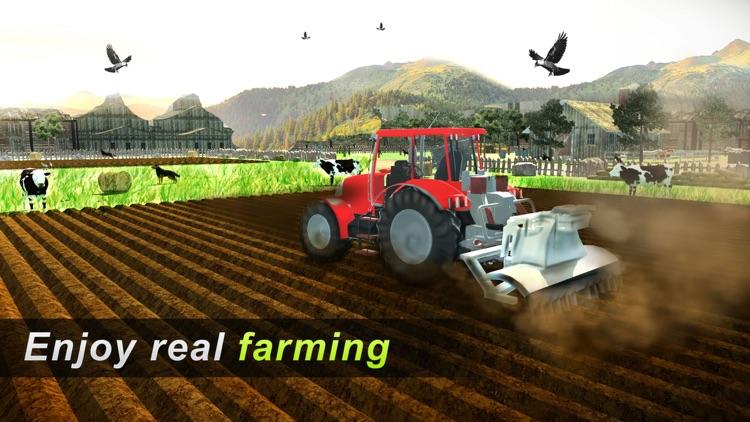 Harvesting Season Farming Simulator 3D screenshot-3