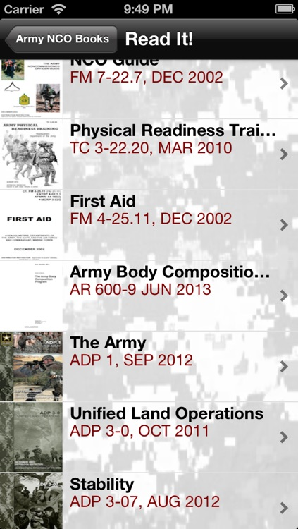 NCO Books screenshot-2
