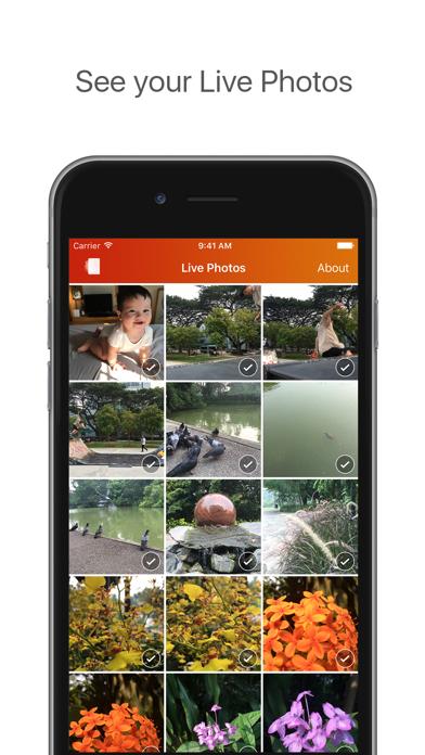 Lean - Clean up your Live Photos