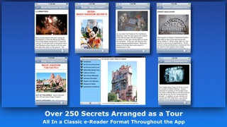 Disney World Secrets Gold review screenshots
