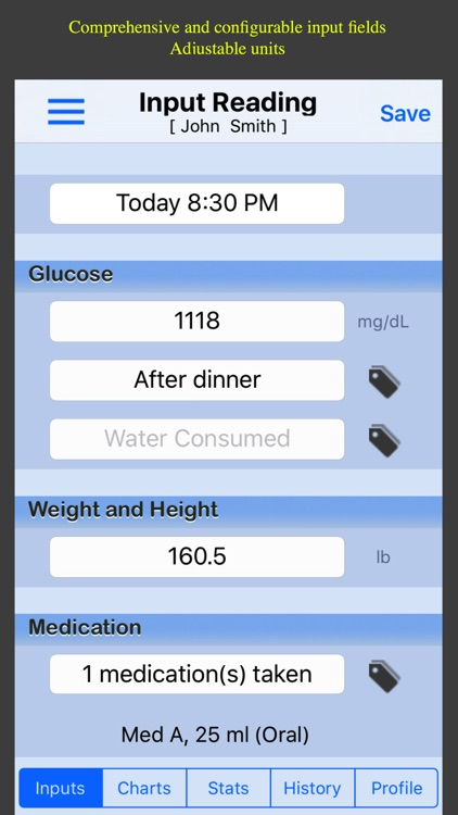 Glucose Monitor screenshot-0