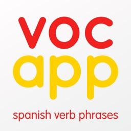 VocApp Spanish Verb Phrases