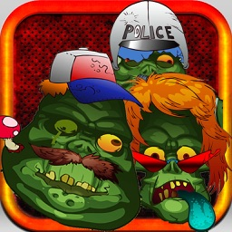 Zombies 3 Match - 3 Puzzle Mania