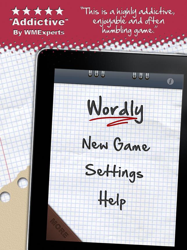 Wordly! Screenshot