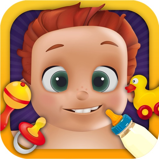 Baby Care & Dressup - Kids Games