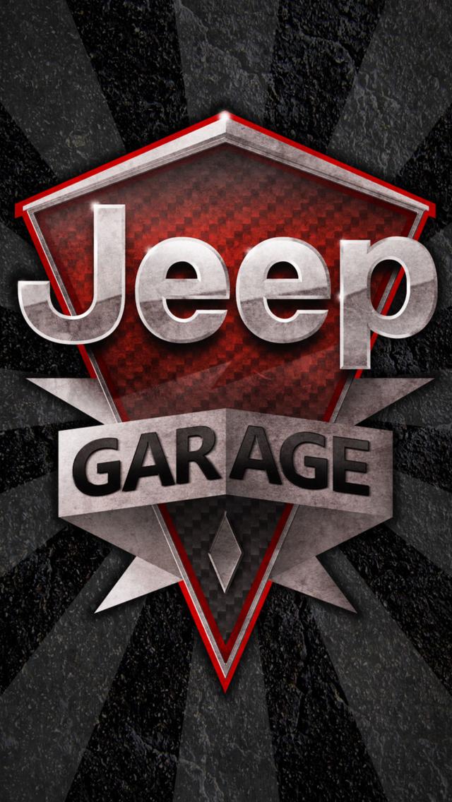 Jeep Garage screenshot one