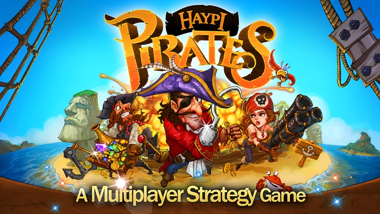 Haypi Pirates screenshot-0