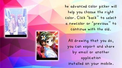 Paint On Photos Anime screenshot four