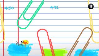 Doodle Dog Sketch Game - Stick Man Runner Games