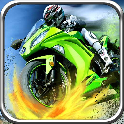 A Bike Race at Copacabana It Mayhem Beach - FREE Racing Ride Game icon