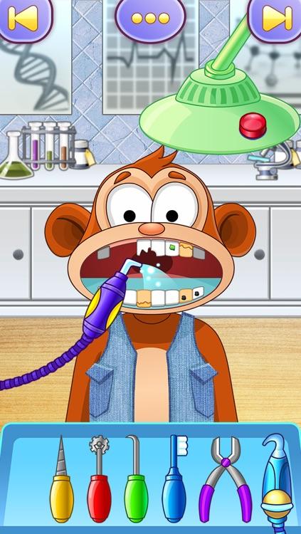 Lovely Dentist - Kids Doctor
