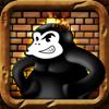 Monkey Labour - Retro game portatile LCD anni 80