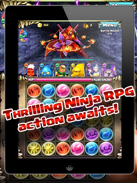Ace Ninja Battles HD Pro screenshot-4