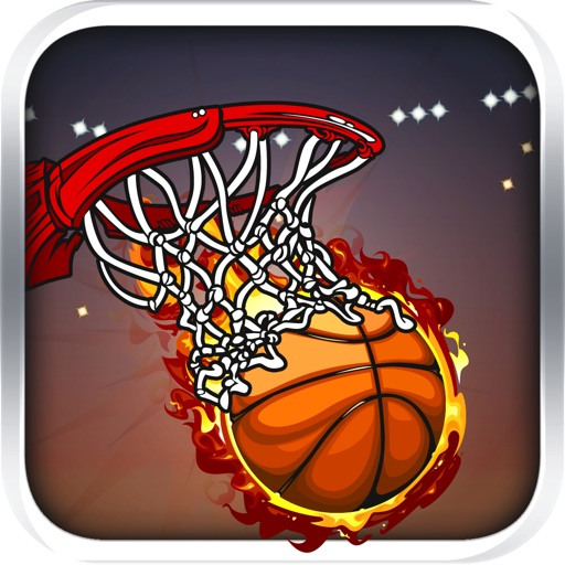 Hot Hoops - A Basketball Game icon