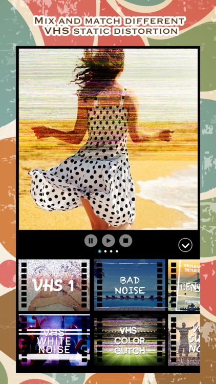 VCR Camcorder - Add Retro Camera and VHS Camcorder Effect to Video for Instagram screenshot-3