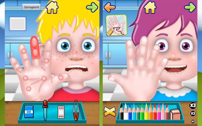 Hand Doctor For Kids screenshot 4