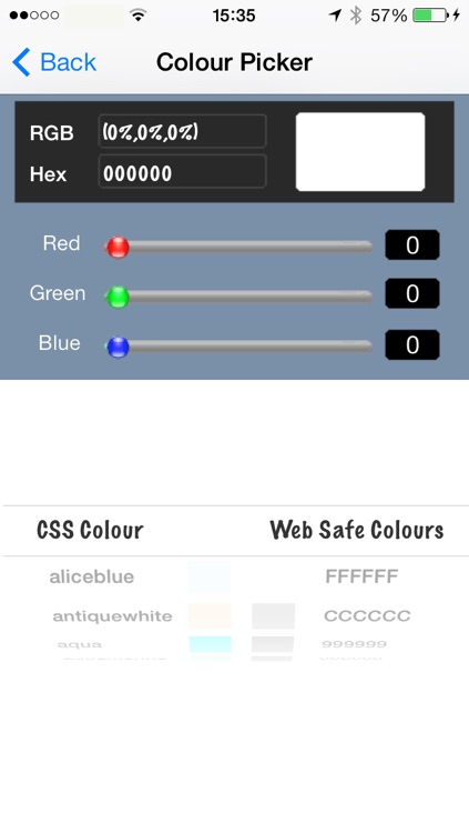 CSS Quick Reference screenshot-3