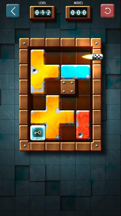 Slide Tetromino FREE screenshot-3