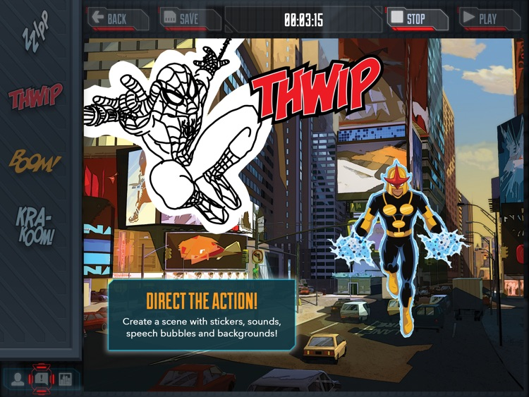 Marvel Creativity Studio screenshot-4