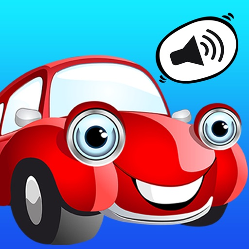 Sound Game Transport for kids and young toddlers icon