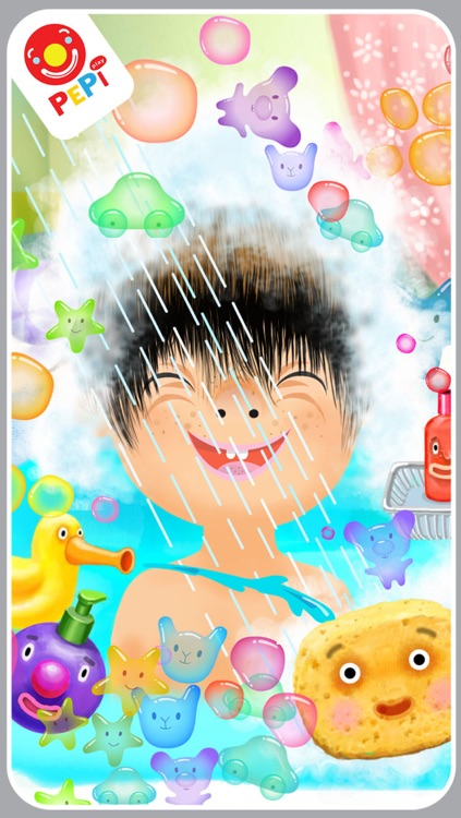 Pepi Bath Lite screenshot-0