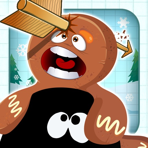 Gingerbread Stickman Bow Shooting Showdown Pro
