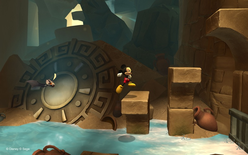 Screenshot do app Castle of Illusion Starring Mickey Mouse