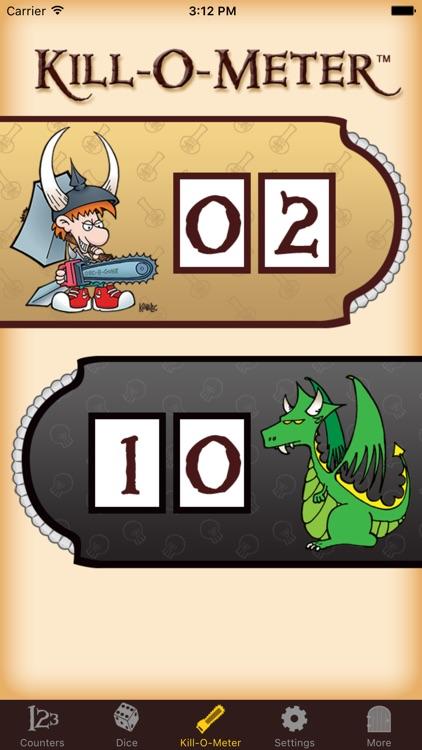 Munchkin Level Counter screenshot-4