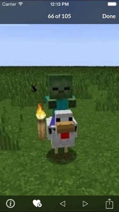 HD Wallpapers For MineCraft Free Screenshot