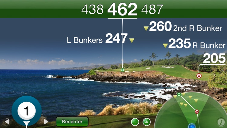 Golfscape GPS Rangefinder