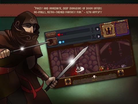 Deep Dungeons of Doom для iPad